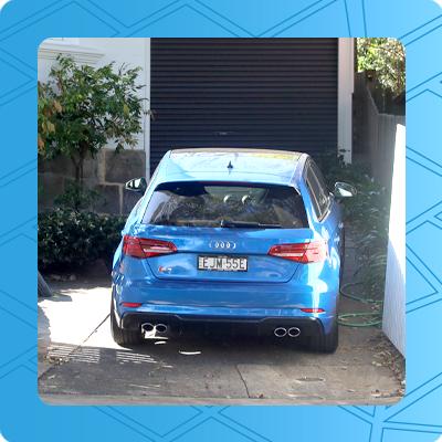 Audi car wash